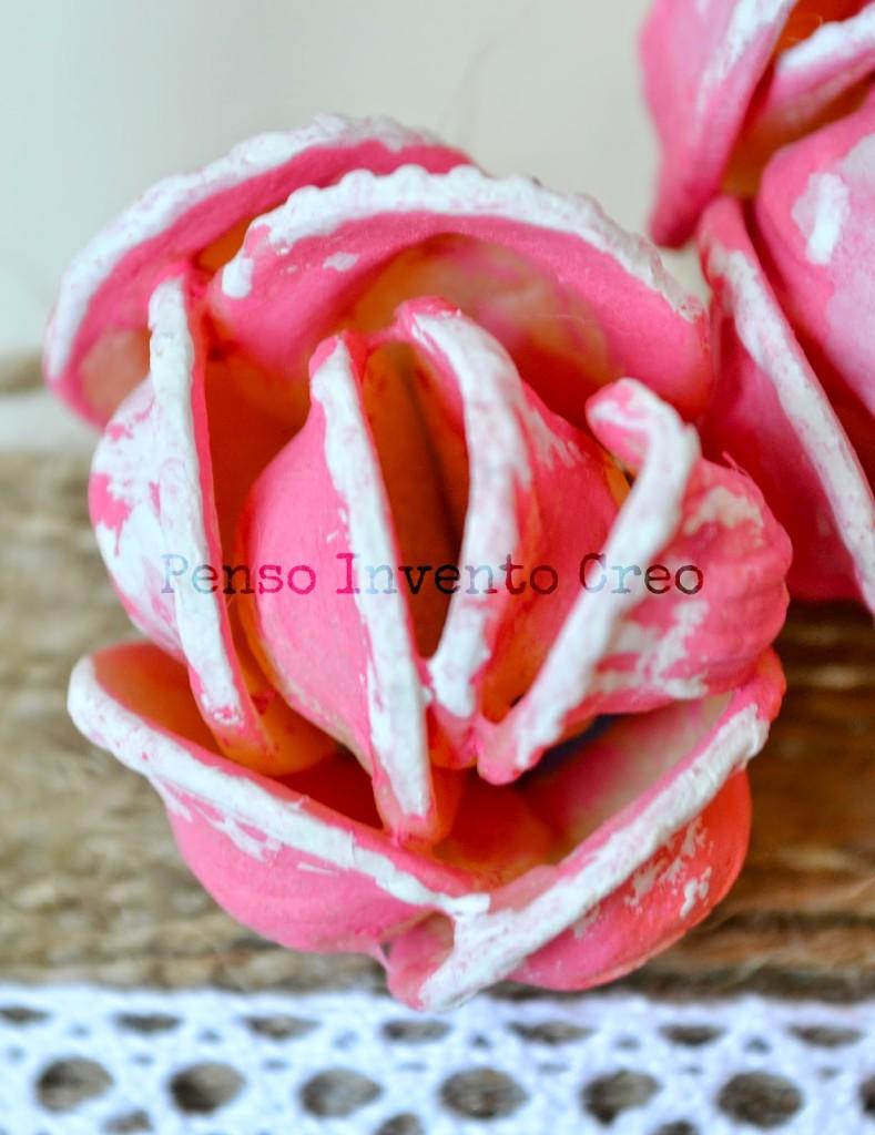 Regali per la festa della mamma barattolo decorato con - Come decorare un barattolo ...