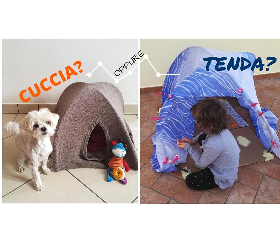 Célèbre come creare una cuccia per il cane o il gatto senza cucire FR18