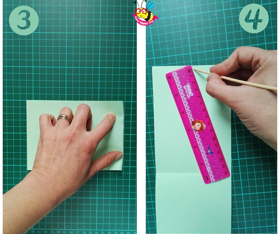 Preferenza Bomboniere fai da te: porta confetti a piramide PO41