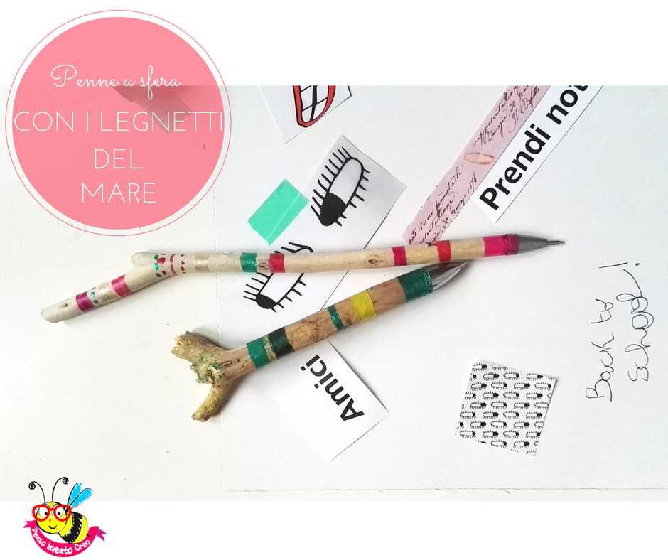 penne di legno