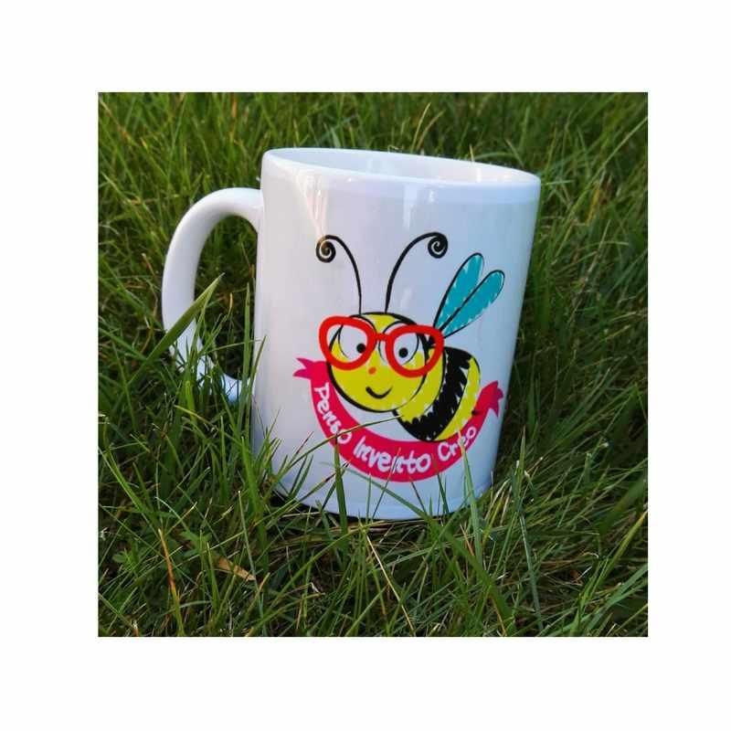 stampa logo su tazza