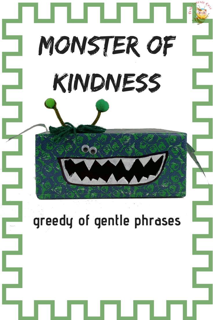 mostro della gentilezza