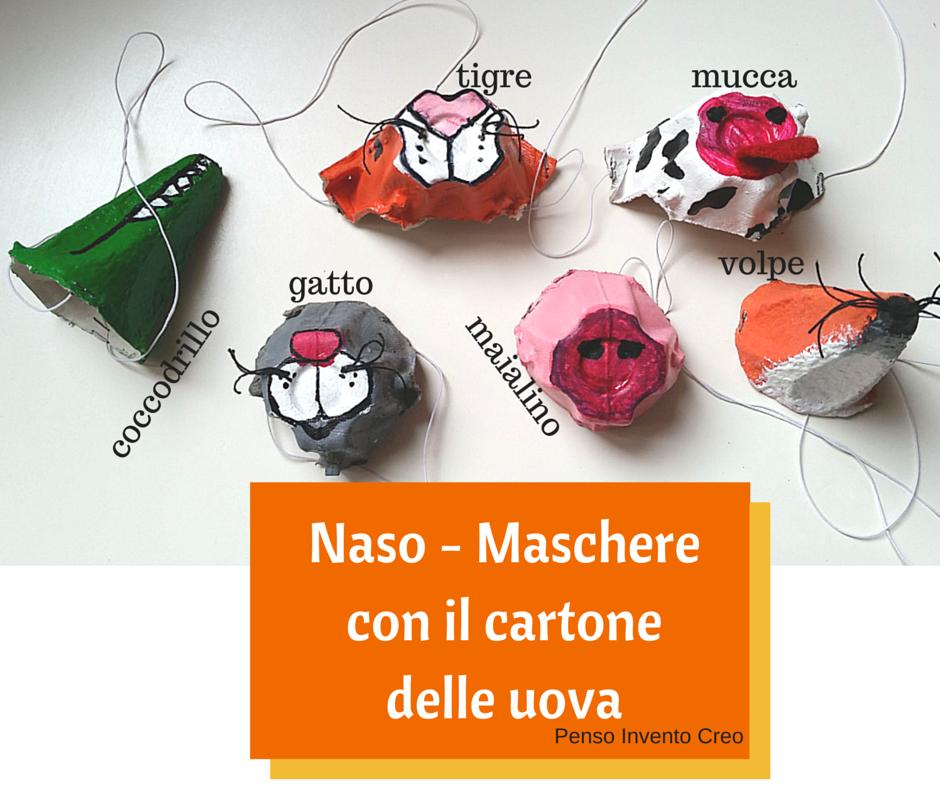 eggcarton-mask-Naso-Mascherecon-il-cartonedelle-uova
