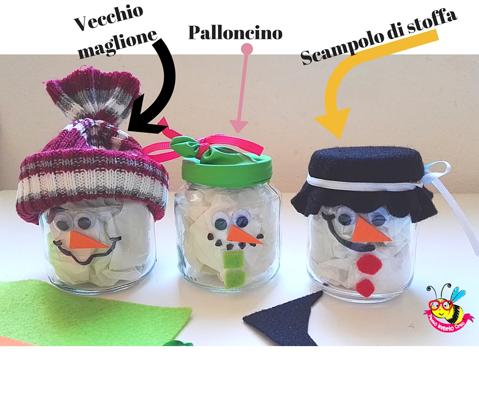 4 giochi senza nessuna preparazione snowman christmastree (1)