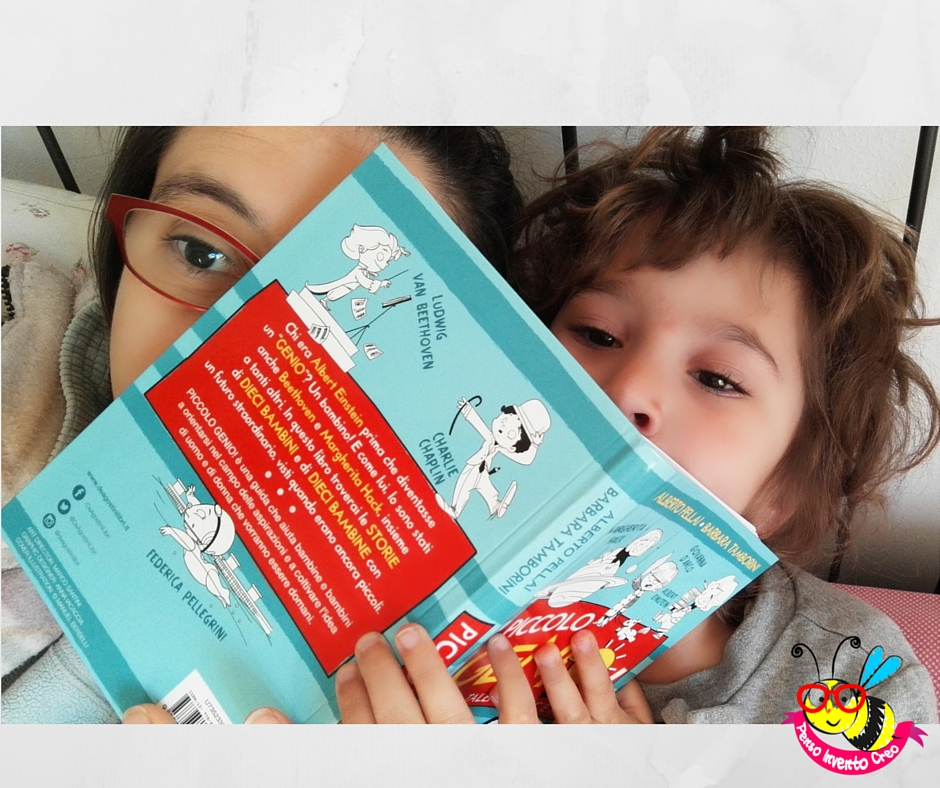 foto libro per bambini piccolo genio de agostini