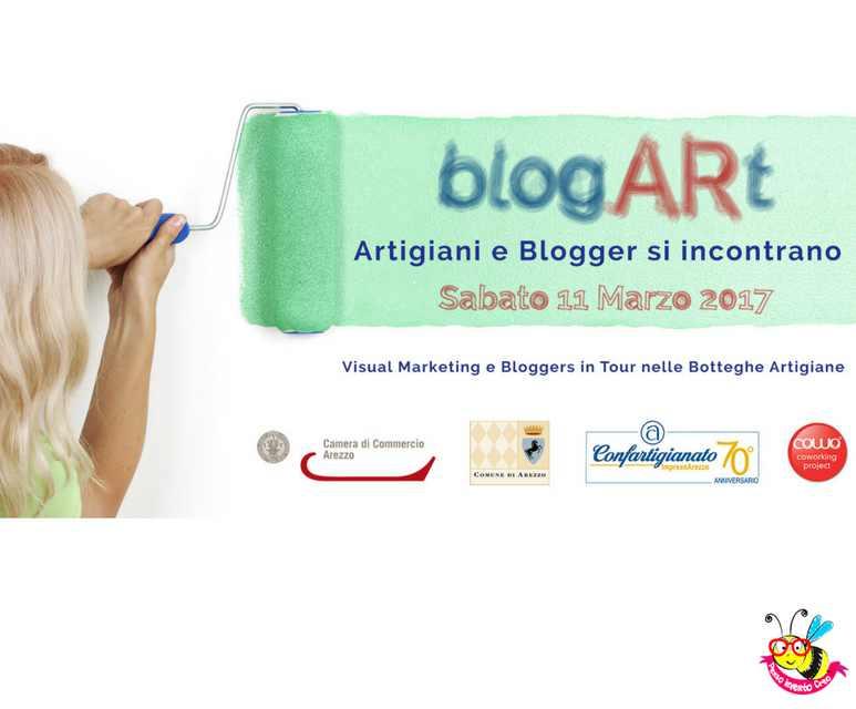 blogger arezzo