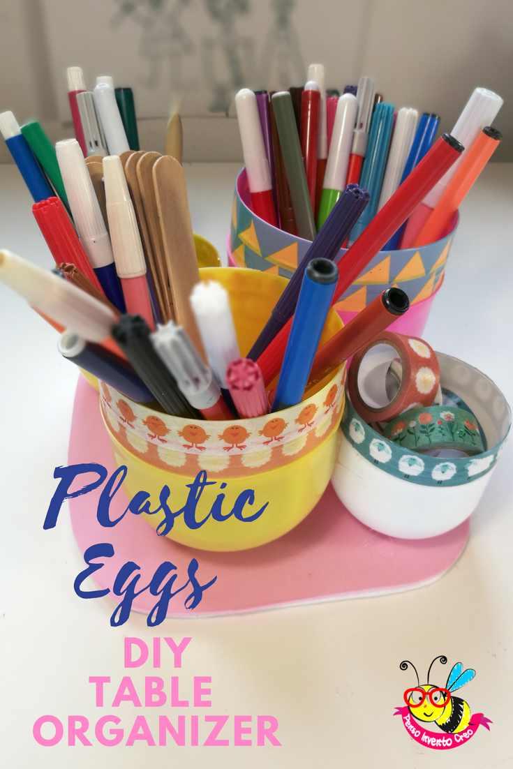 uova di plastica