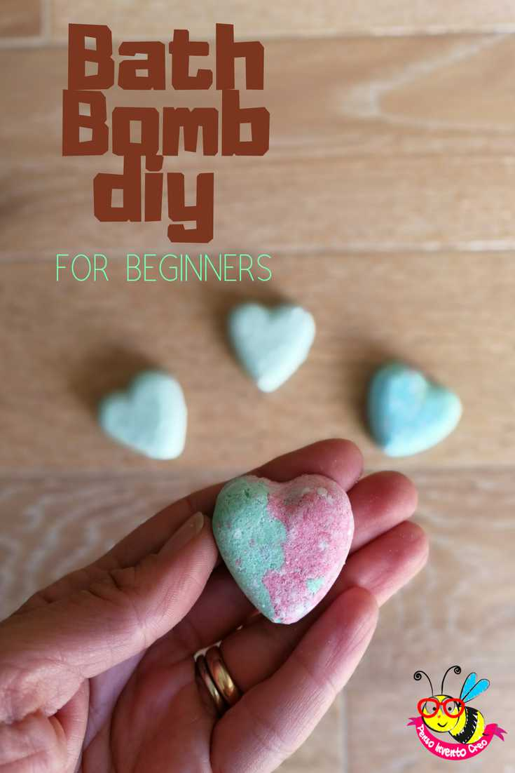 bath bomb diy forbeginner