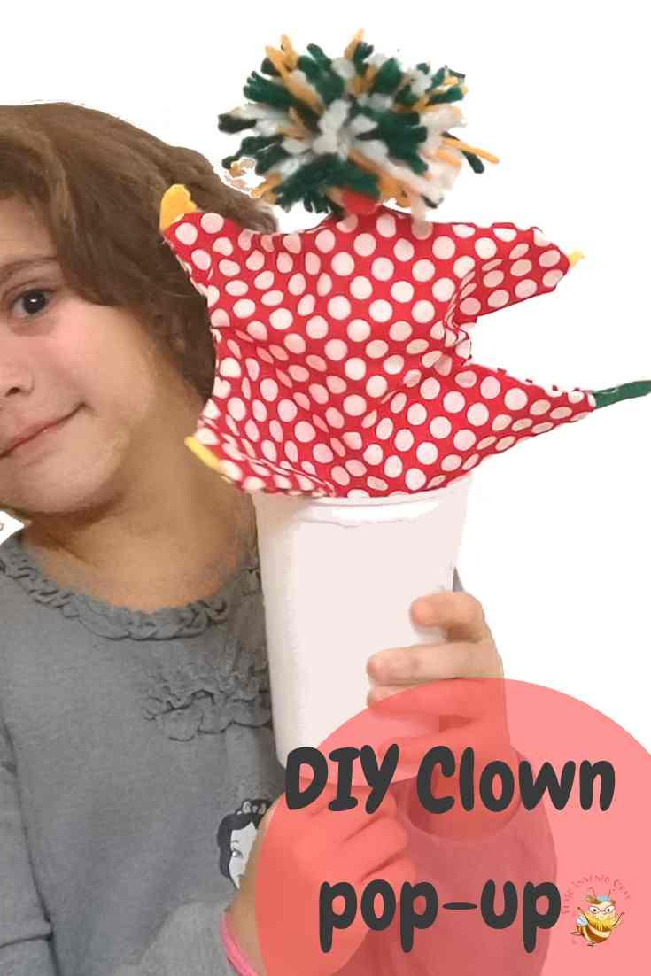clown pop up
