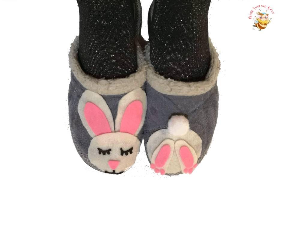 felt bunny free printable template sleepers