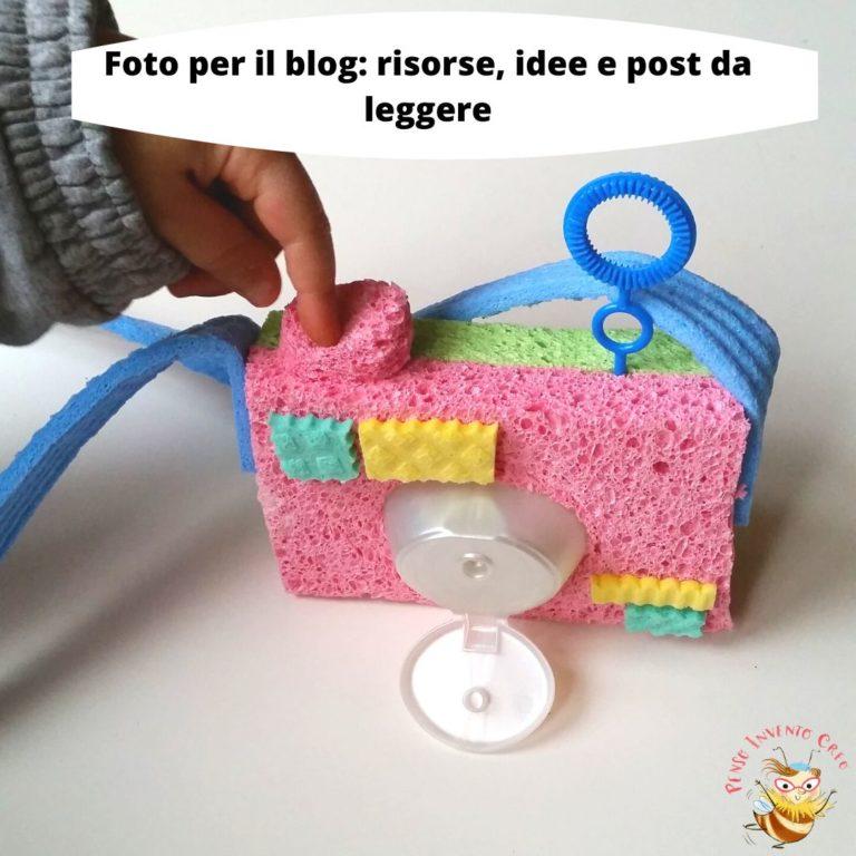 come fare foto per il blog