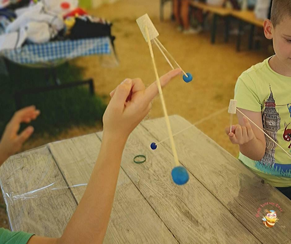 pic- esperimenti per bambini - baricentro