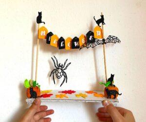 festone halloween mini
